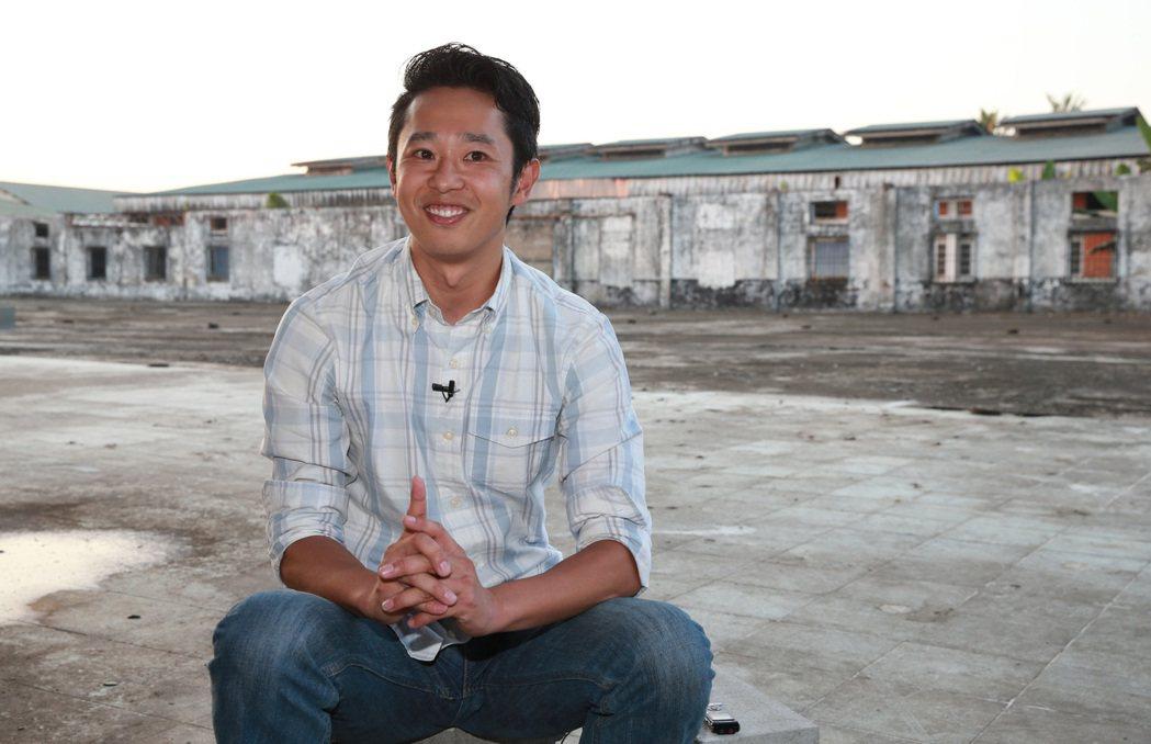 緬甸台商林恆有談當地創業甘苦。 記者黃義書/攝影