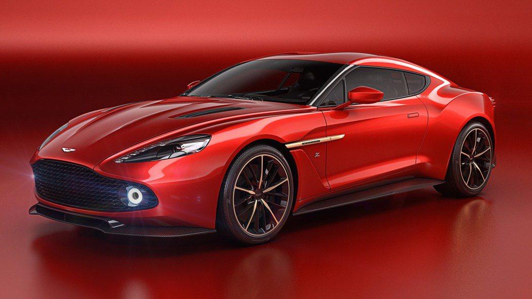 近日Zagato也跟英國頂尖汽車品牌Aston Martin再次合作,推出Van...