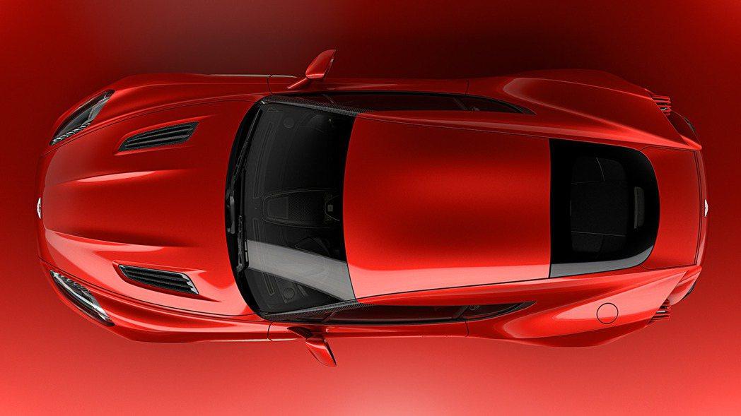 Vanquish Zagato Concept搭載5.9升V12引擎,最大馬力提...