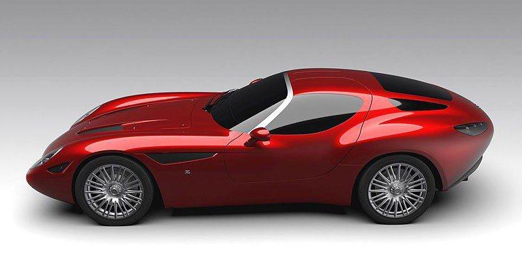 Zagato去年也曾與Maserati合作,推出一款名為Mostro。 摘自Ma...