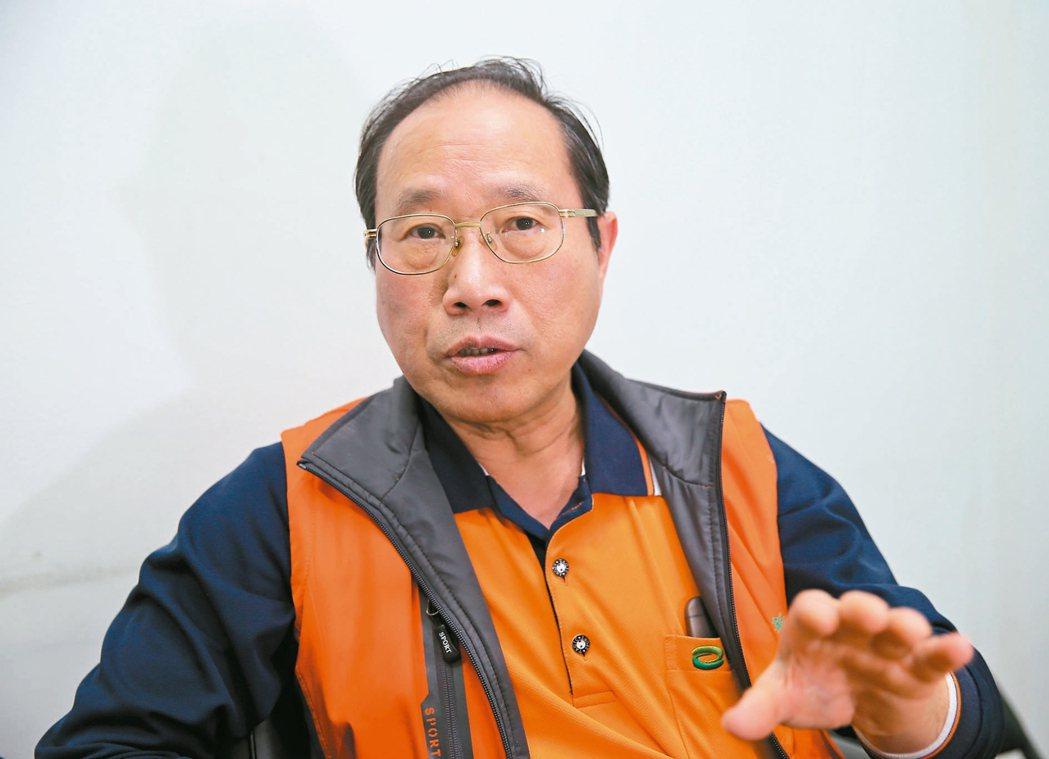 廠務顧問陳傳吉