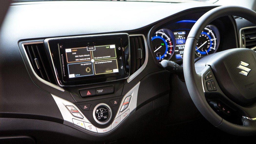 座艙設計部分,原廠主要針對配備方面進行強化。 摘自Suzuki