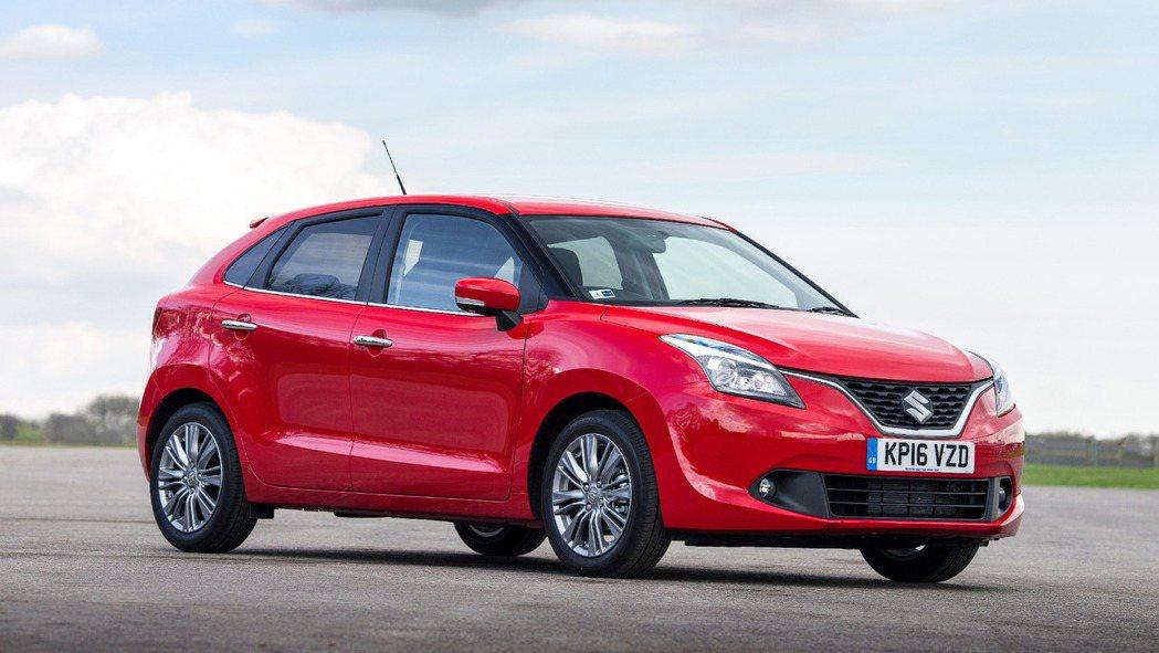 Suzuki近日推出一款車型略大的全球戰略車─Baleno。 摘自Suzuki