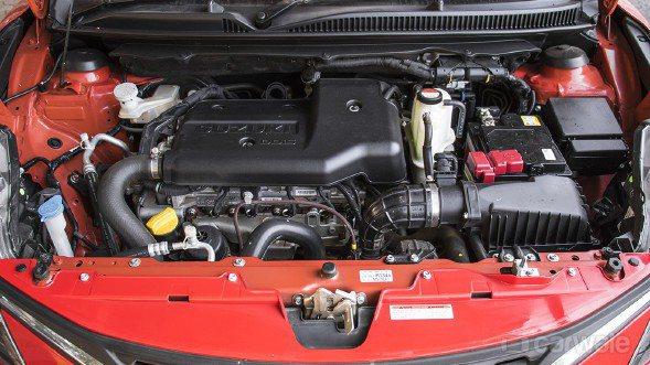 在英國市場,原廠另有提供1.2升自然進氣引擎。 摘自Suzuki