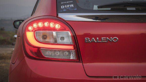 導入LED尾燈設計,增添科技感。 摘自Suzuki