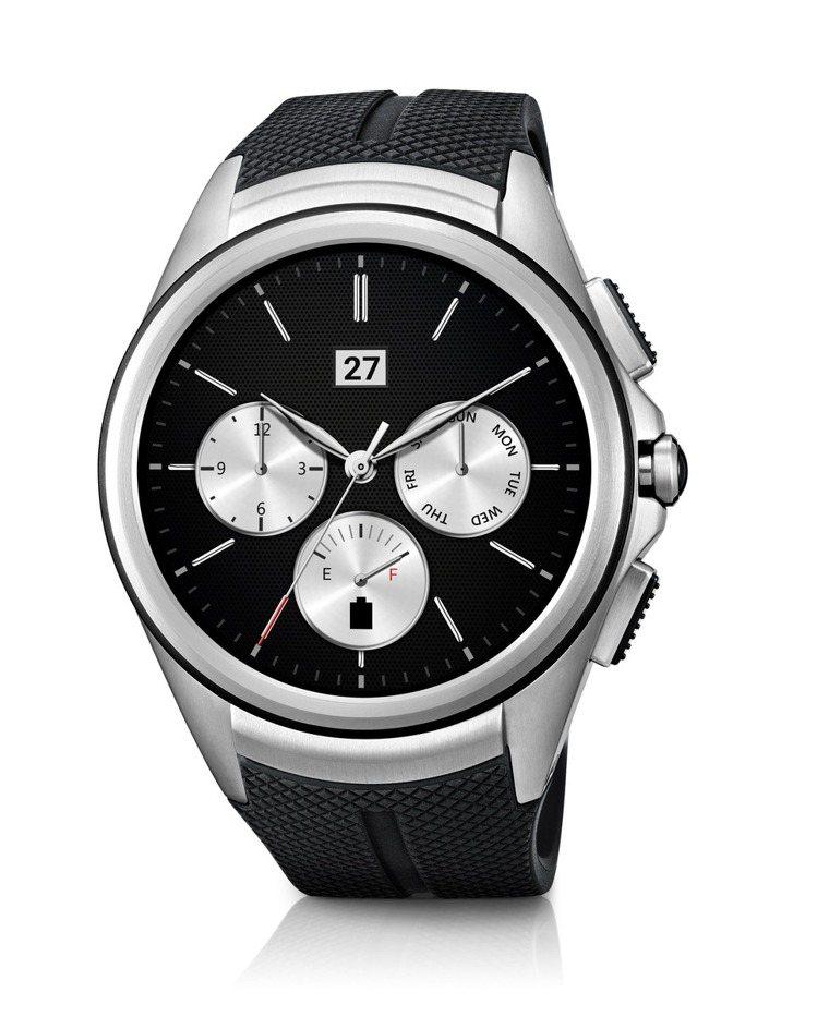 LG Watch Urbane 2nd Edition支援LTE通話功能。圖/L...