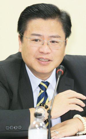 壽險公會理事長許舒博。 (本報系資料庫)