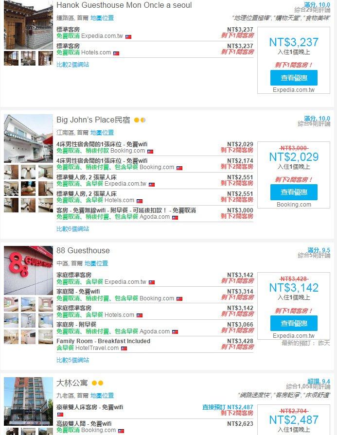 圖片來源/ Hotels Combined
