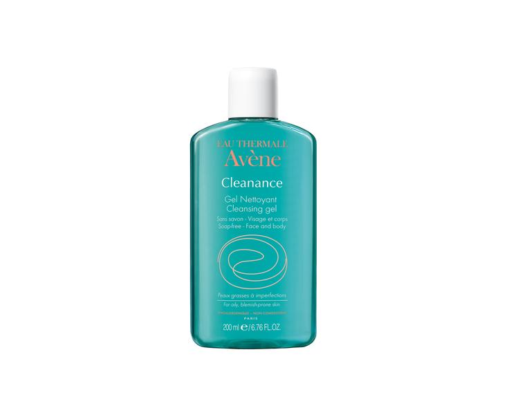 改善油光粉刺肌,使用「雅漾控油清爽潔膚凝膠」不刺激、效果更好。200ml,圖/雅...