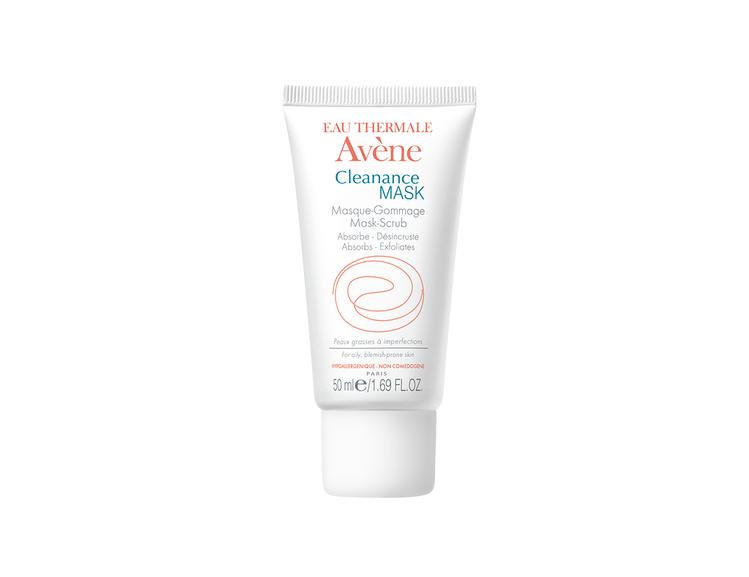 改善油光粉刺肌,使用「雅漾控油深層淨化潔膚泥」不刺激、效果更好。50ml,圖/雅...