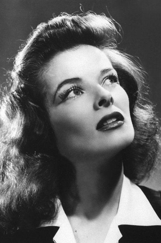 Katharine Hepburn的好皮膚秘訣就是定期去角質,糖和檸檬汁混合來做...