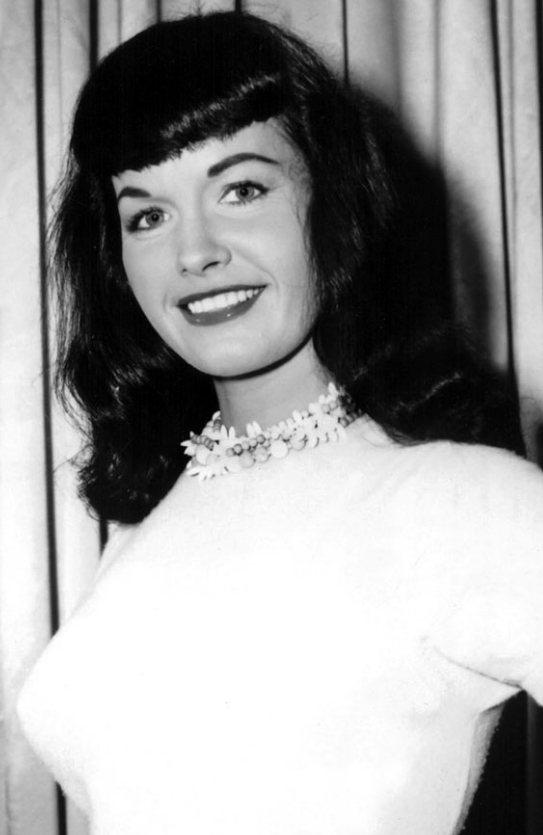 Bettie Pagem美麗秘訣就是她的好身材,她可是每天都運動的哦!圖文:悅己...