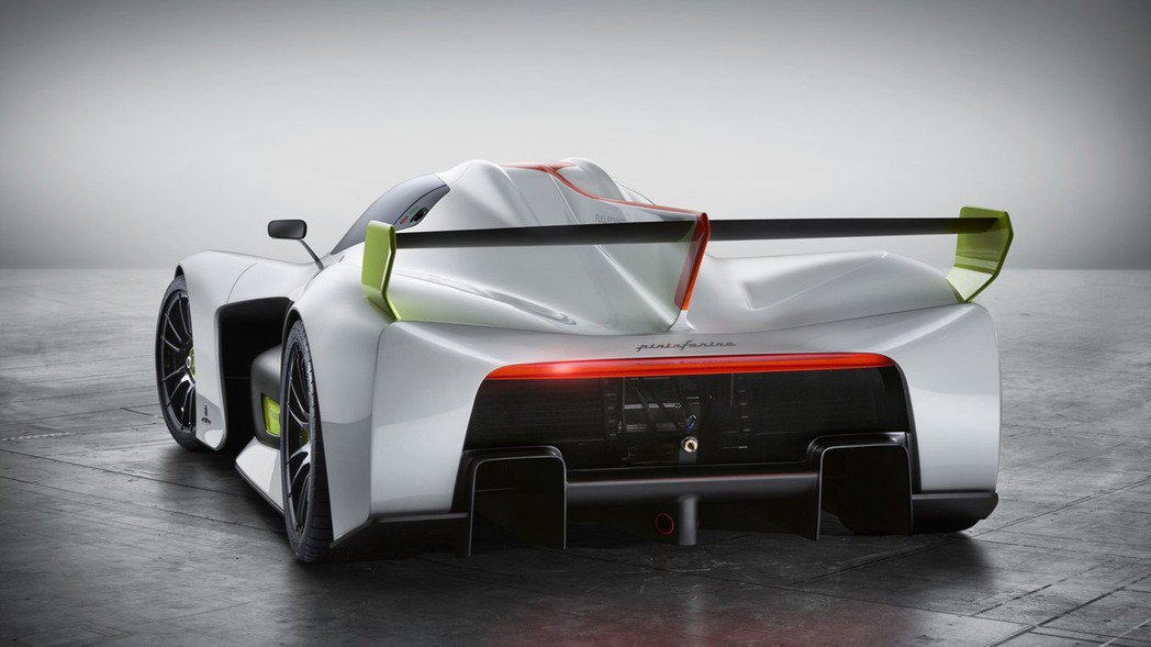 H2 Speed Concept氫氣概念跑車,擁有最大馬力為500hp。 摘自P...