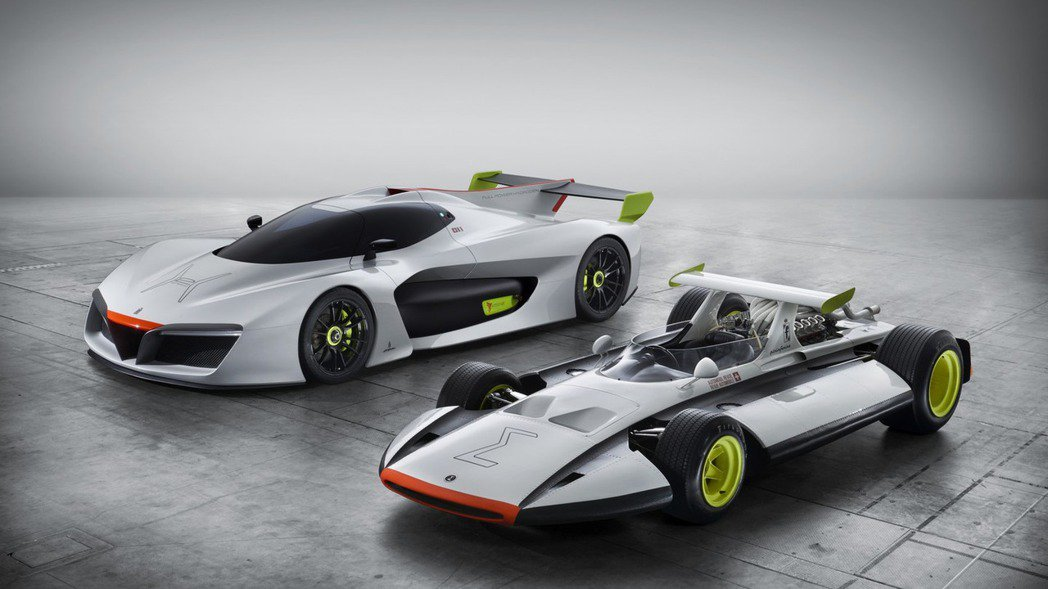 若Autocar報導屬實,那麼Pininfarina最新計畫即是推出氫氣電動跑車...