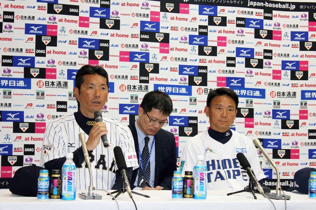 小久保裕紀為日職一代名將,退休後旋即接任日本國家隊總教練,制定4年計畫,奪回「世界第一」的棒球寶座。大膽啟用年輕與非大聯盟球員為其特色。 圖/作者自攝