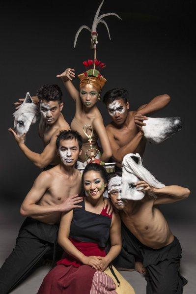 印度女婿江譚佳彥(Chongtham):我的家鄉和印度大不同。 圖/EX-亞洲劇...