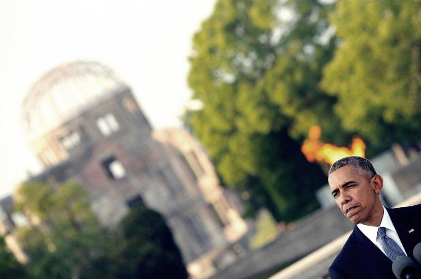 歐巴馬前去廣島,形成了「首次使用核武」與「首次被使用核武」兩國的歷史象徵,然而對...