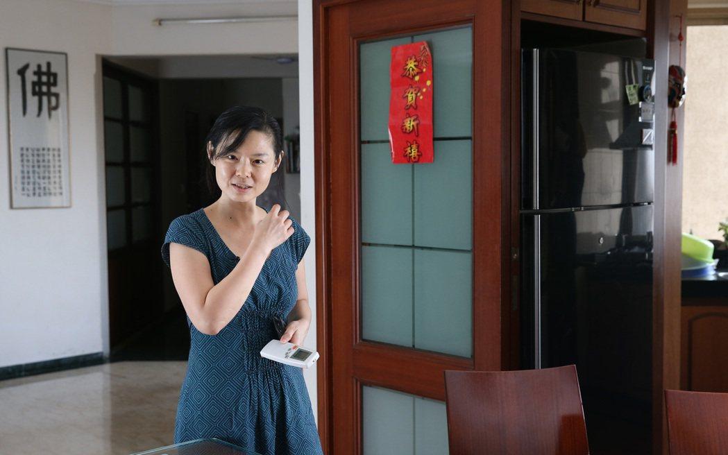 史紫蓉與丈夫自立門戶,反而與公婆感情更好。 記者潘俊宏/攝影