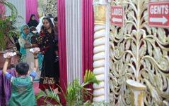 「看不見新娘子」的穆斯林婚禮
