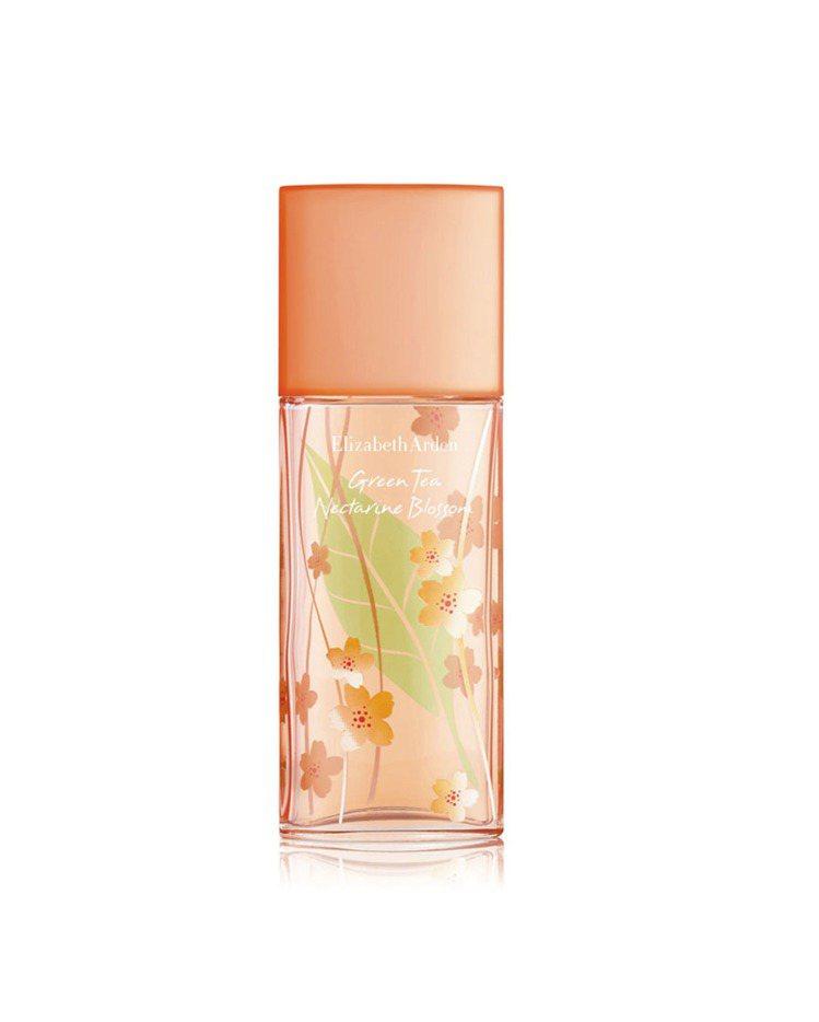 伊麗莎白雅頓綠茶甜桃香水,100ml/1,800元。圖/業者提供