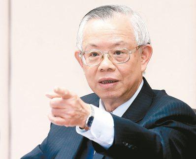 央行總裁彭淮南。 圖/經濟日報提供