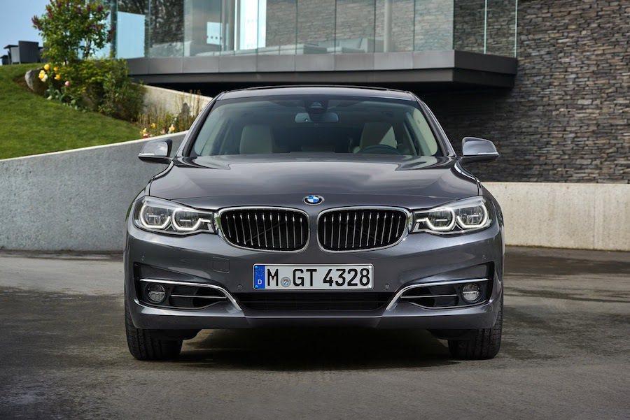 小改款3GT在外觀上面的鋪陳著墨較少,但仍具性能氣勢。 BMW提供