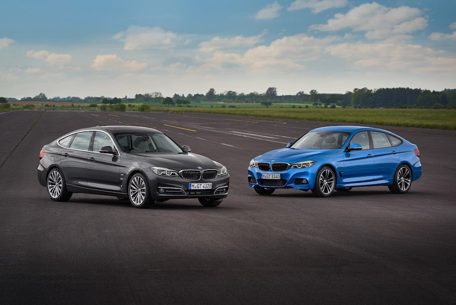 BMW即將推出3-Series Gran Turismo小改款。 BMW提供