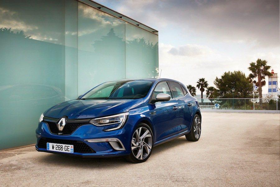 全新第四代Renault megane即將在英國開賣。 Renault提供