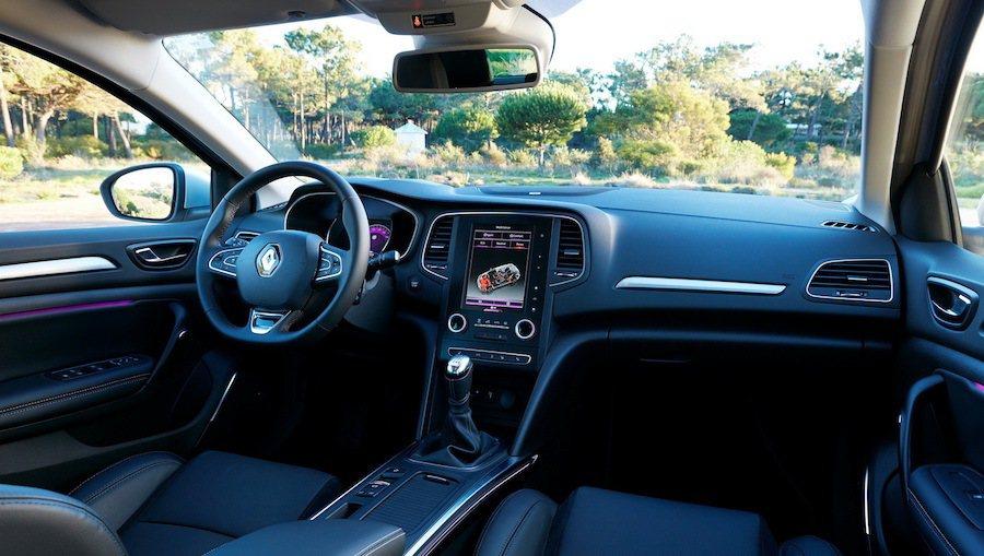 新的Megane無論是外觀還是內裝皆有許多套件可選配。 Renault提供