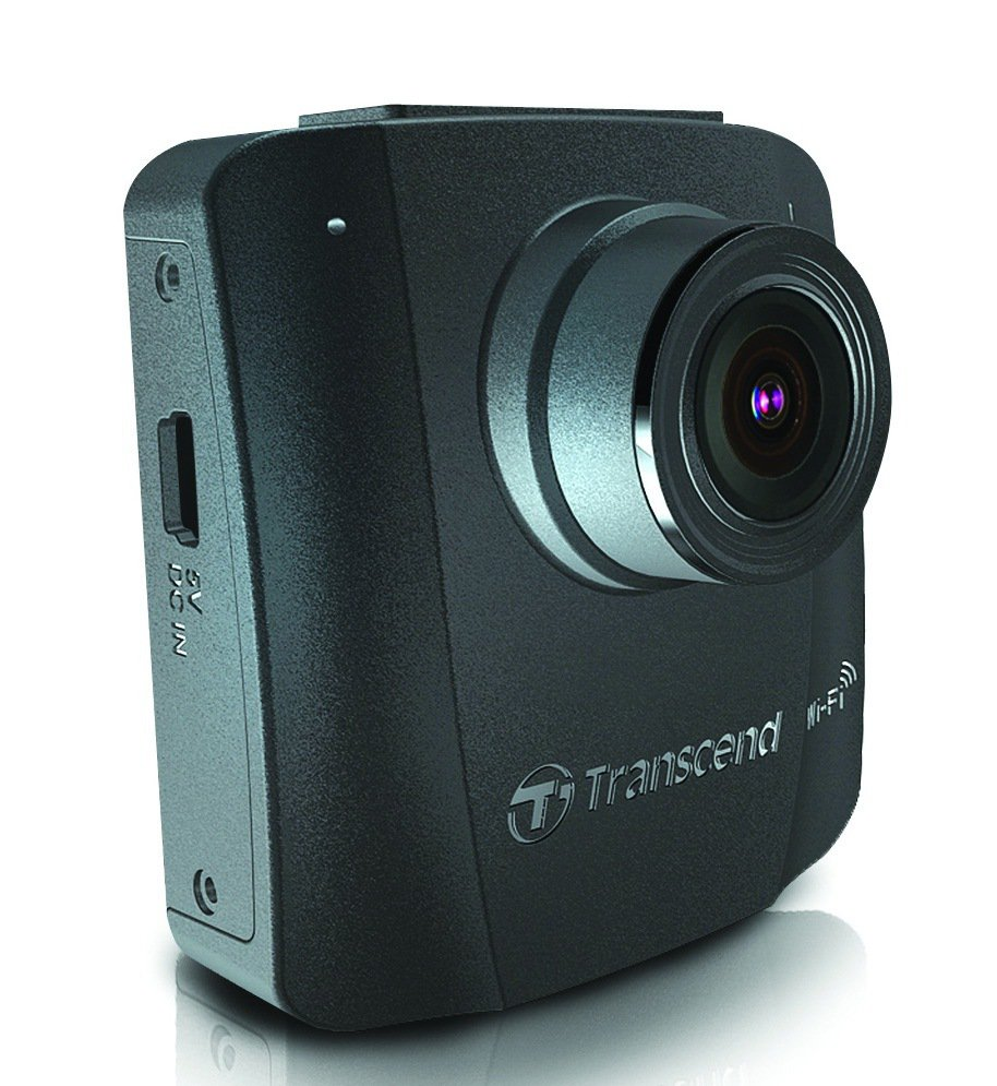 DrivePro 50行車紀錄器,具備Full HD高畫質影像及Wi-Fi功能,並內建鋰電池與碰撞感應器(G-Sensor),確實保障行車安全。 創見資訊提供