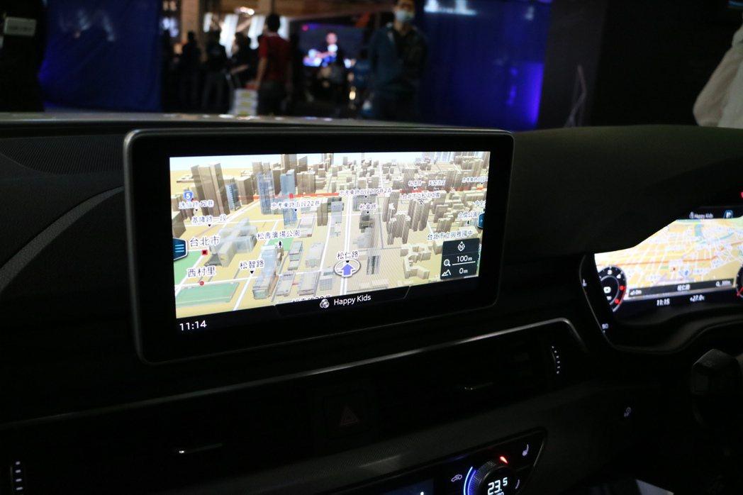 Audi Virtual Cockpit全數位虛擬座艙科技,打破傳統汽車所慣用的...