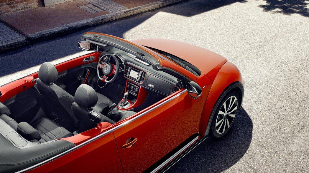 近年來跨界車款盛行,像Beetle這類特殊車型的生存空間遭到嚴重壓縮。 摘自Volkswagen