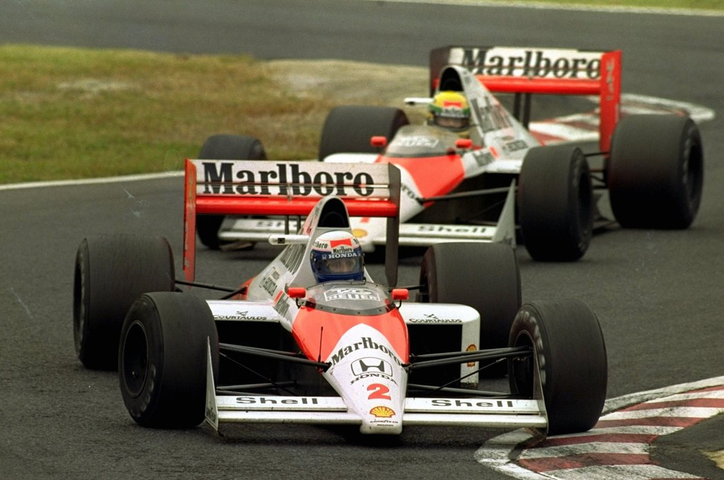 第二度返回F1的本田,這次以引擎供應商的身份,幫助了邁凱輪車隊在80年代末期開創...