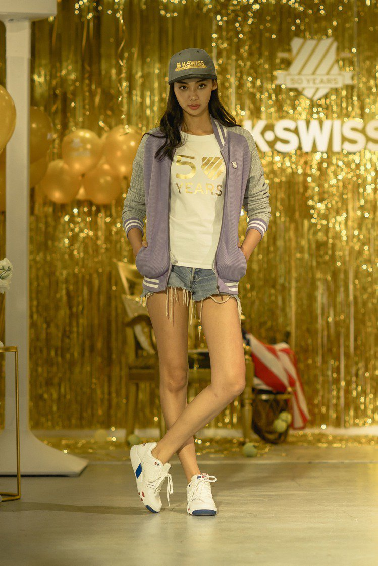 K-SWISS發表夏季鞋款。圖/K-SWISS提供