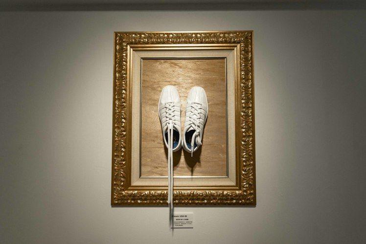 K-SWISS回歸經典,復刻50年前的第一雙白色網球鞋。圖/K-SWISS提供