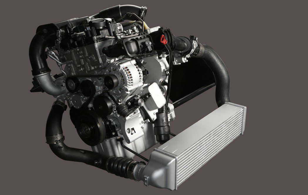 搭載在BMW i8油電跑車的BMW TwinPower Turbo 1.5升3缸...