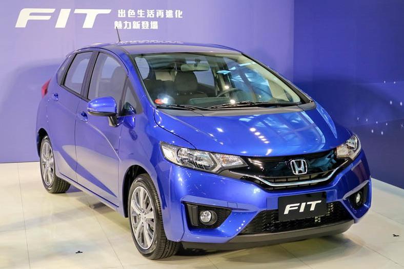 New Honda FIT升級不加價  標配7大安全系統