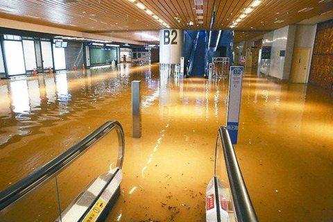 放下人定勝天的思維:不讓水淹不如打造不怕水淹的桃園機場