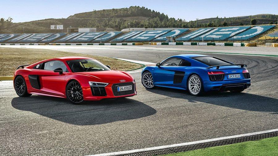 2017年式 Audi R8超跑 Audi提供