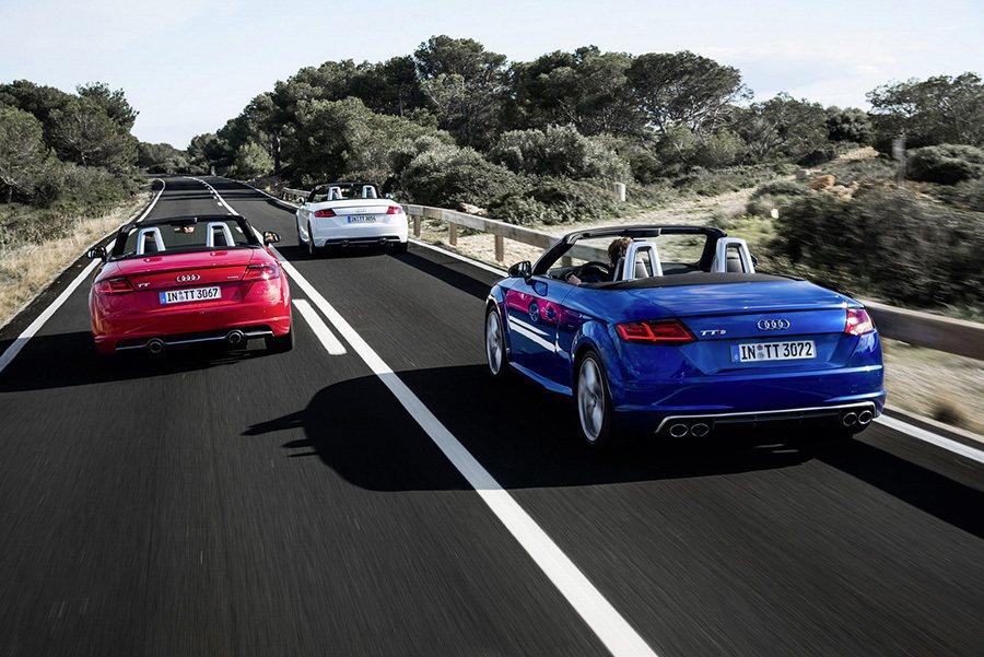 2016年式 Audi TT Audi提供