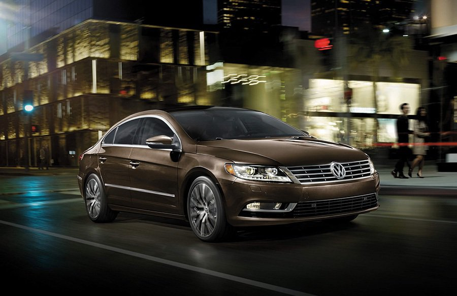 2016年式 Volkswagen CC Volkswagen提供
