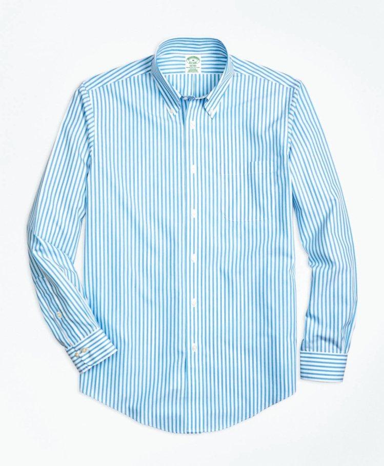 Brooks Brothers直條紋襯衫,3990元。 圖/Brooks Bro...