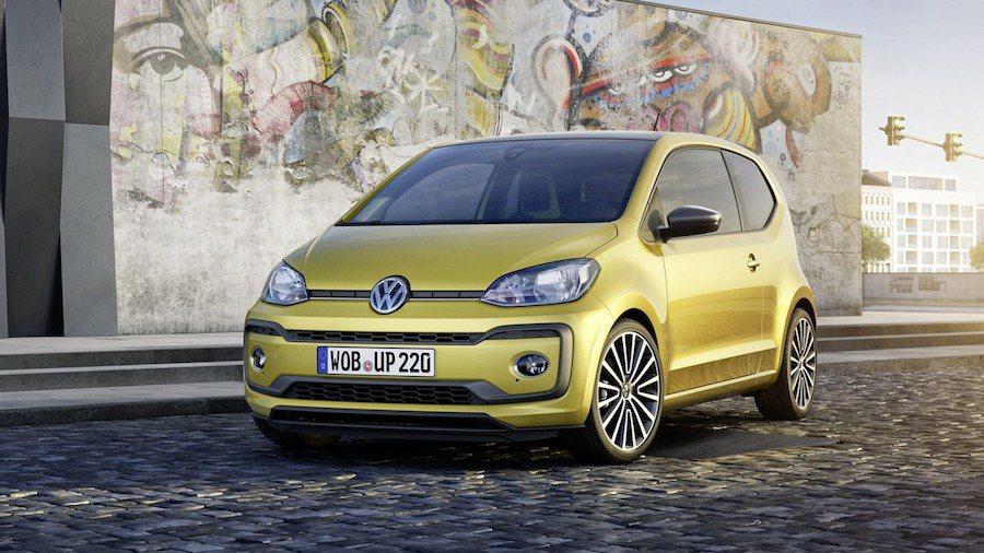 Volkswagen預計推出up! GTI性能版本。(圖為現行Up!) Volkswagen提供