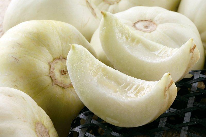 所有的瓜類,放在室溫中可保持最佳風味。 圖/本報資料照片