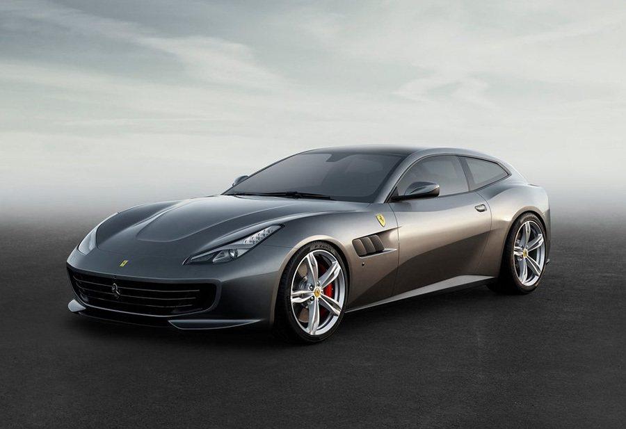 了Ferrari FF的後繼車款-GTC4Lusso。 Ferrari提供