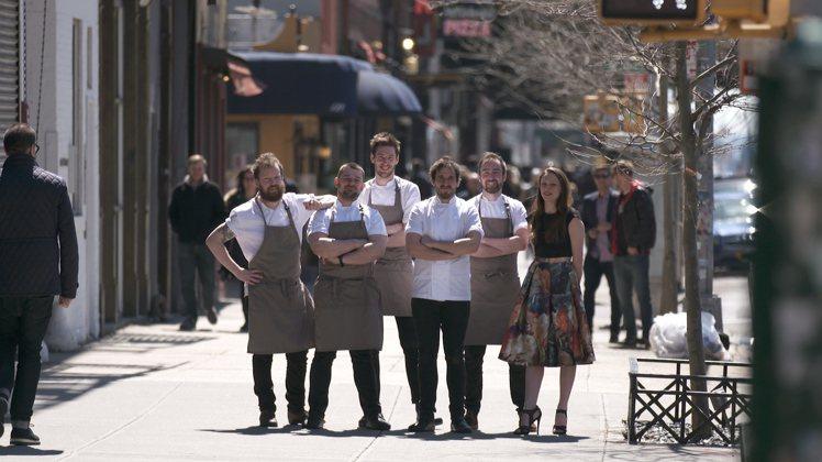 米其林美食廚師團隊One Star House Party將來台五天快閃料理。圖...