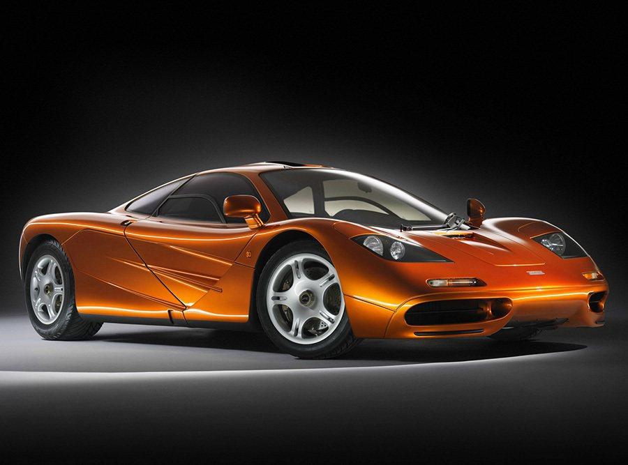 McLaren F1雖已邁入24歲,但依舊是史上最具影響力的超級跑車之一。 McLaren提供