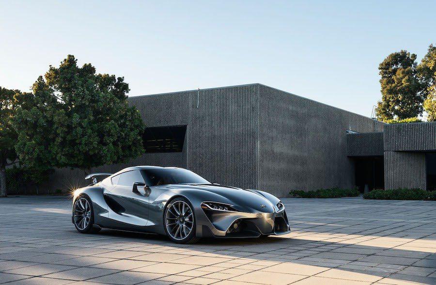 全新Toyota Supra會依照FT-1概念車進行設計(圖為FT-1概念車)。 Toyota提供