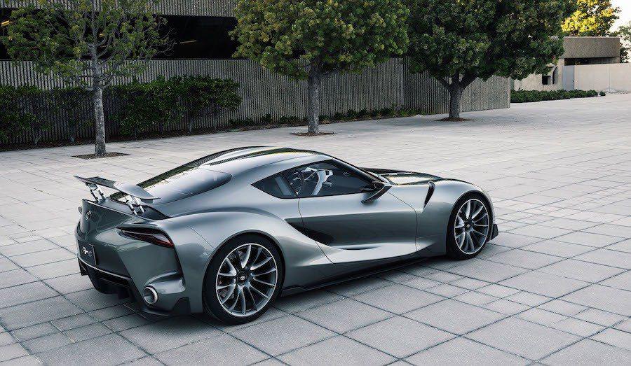 底盤平台部分將會與BMW下一代Z4共用。 Toyota提供