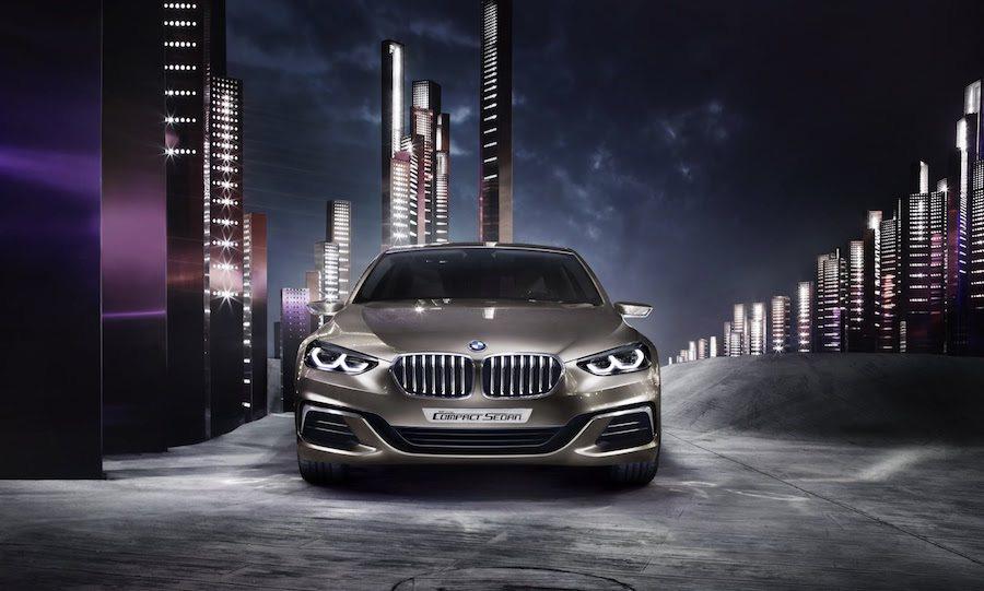 BMW預計推出2-Series Gran Coupe車系。 BMW提供